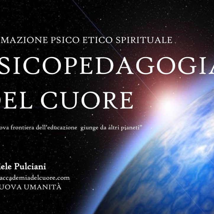 PSICO-ETICA-SPIRITUALE